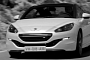 First Peugeot RCZ Facelift Commercial Shows the New Look [Video]
