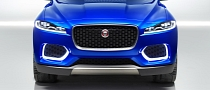 First Photo of Jaguar C-X17 Crossover Leaked