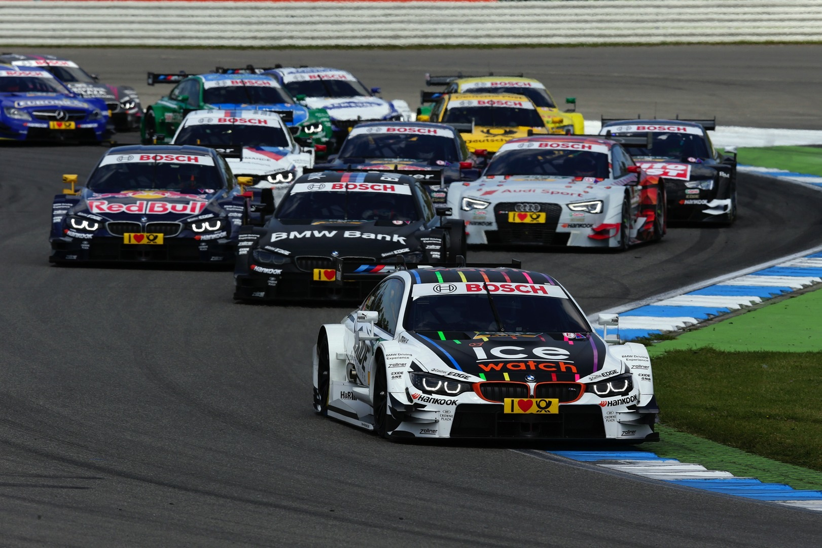 First Race First Win For The Bmw M4 In The Dtm