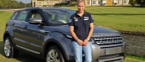 First Range Rover Evoque Delivered to Zara Phillips [Video]