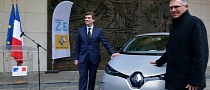 First Renault Zoe EV Finds Home Ahead of 2013 Launch