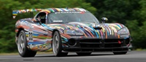 First Round of Dodge Viper Cup Won by BMW Art Car-Inspired Racer