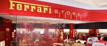 First UK Ferrari Store Officially Opened