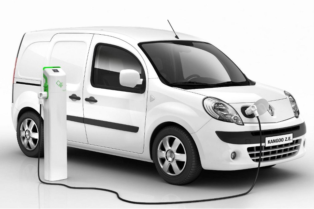 first uk order placed for the renault kangoo van z e autoevolution. Black Bedroom Furniture Sets. Home Design Ideas