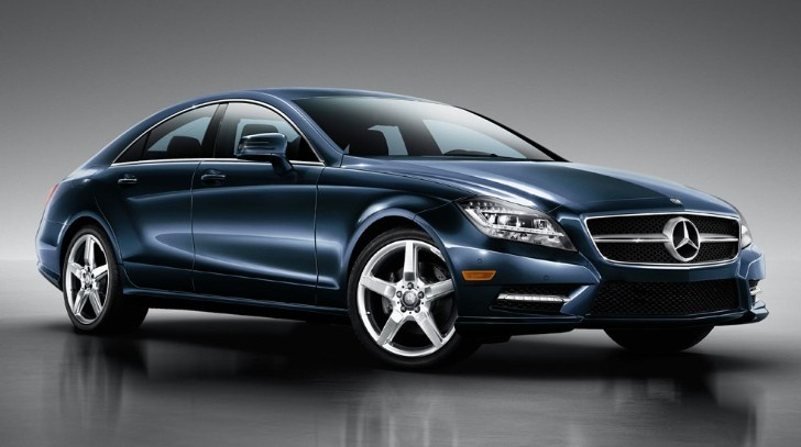 First US Benz Model to Come with the New 9 G-Tronic is the 2015 CLS
