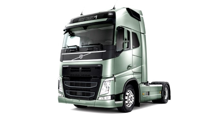 First Volvo FH Built Gets Sold at Charity Auction