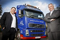 A R Demolition have ordered the first Volvo FH16-750 in the UK