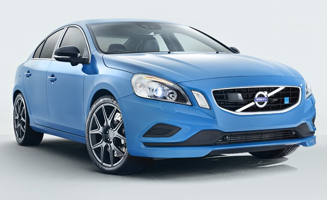 First Volvo S60 Polestar Performance Sedans Go to... Australia