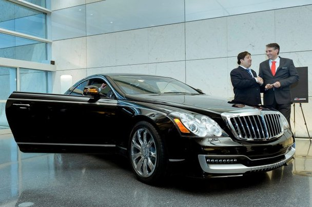 first xenatech maybach 57s coupe for sale - autoevolution