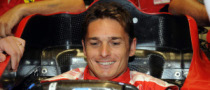 Fisichella Overwhelmed by Ferrari Dream Come True