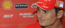 Fisichella Will Contest in the 2010 Le Mans Series
