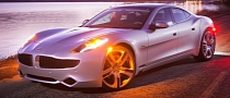 Fisker Karma Battery Recall