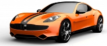 Fisker Karma Coming to 2012 SEMA Show [Photo Gallery]