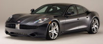 Fisker Karma, German Debut at IAA