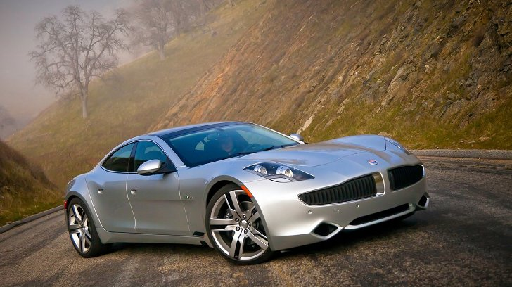 Fisker Karma Production Stopped, Nina on Hold