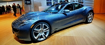 Fisker Names Ex-Chrysler Exec as New CEO