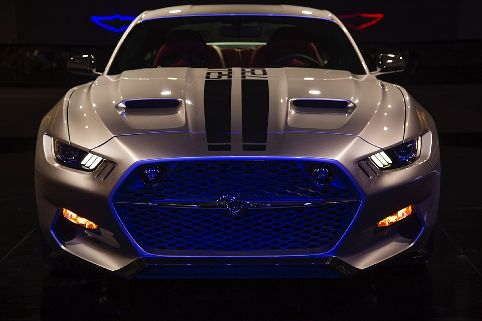 Fisker Rocket By Galpin Auto Sports Is A 725 Hp Ford Mustang Live Photos Autoevolution