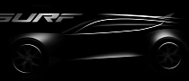 Fisker Surf Concept Teased ahead of Franfurt Debut