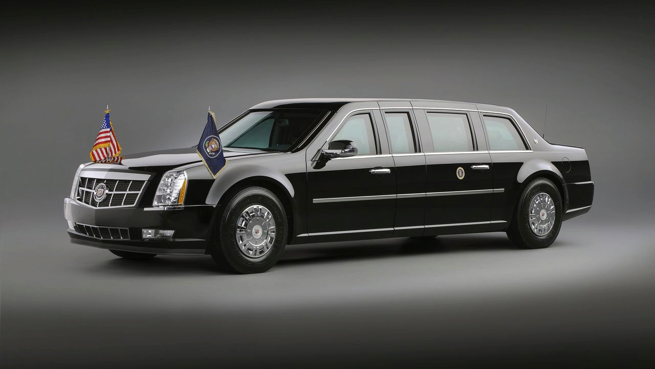 Five Crazy Alternatives For The Design Of The U.S. Presidential Limo ...