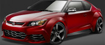 Five Axis Scion tC Breaks Loose at NYIAS