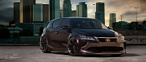 Five Axis Targets Lexus CT 200h for SEMA