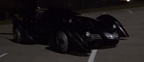 Five Batmobiles Spotted Driving on the Streets [Video]
