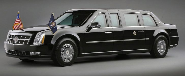 Five Crazy Alternatives For The Design Of The U S Presidential Limo
