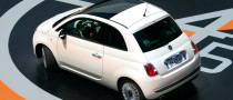 Five Fiat 500 Versions for the US