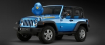 Five Jeep Twitter Contestants Head for the 2010 NYIAS