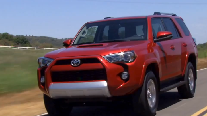 Five Reasons to Buy the 2014 Toyota 4Runner [Video]