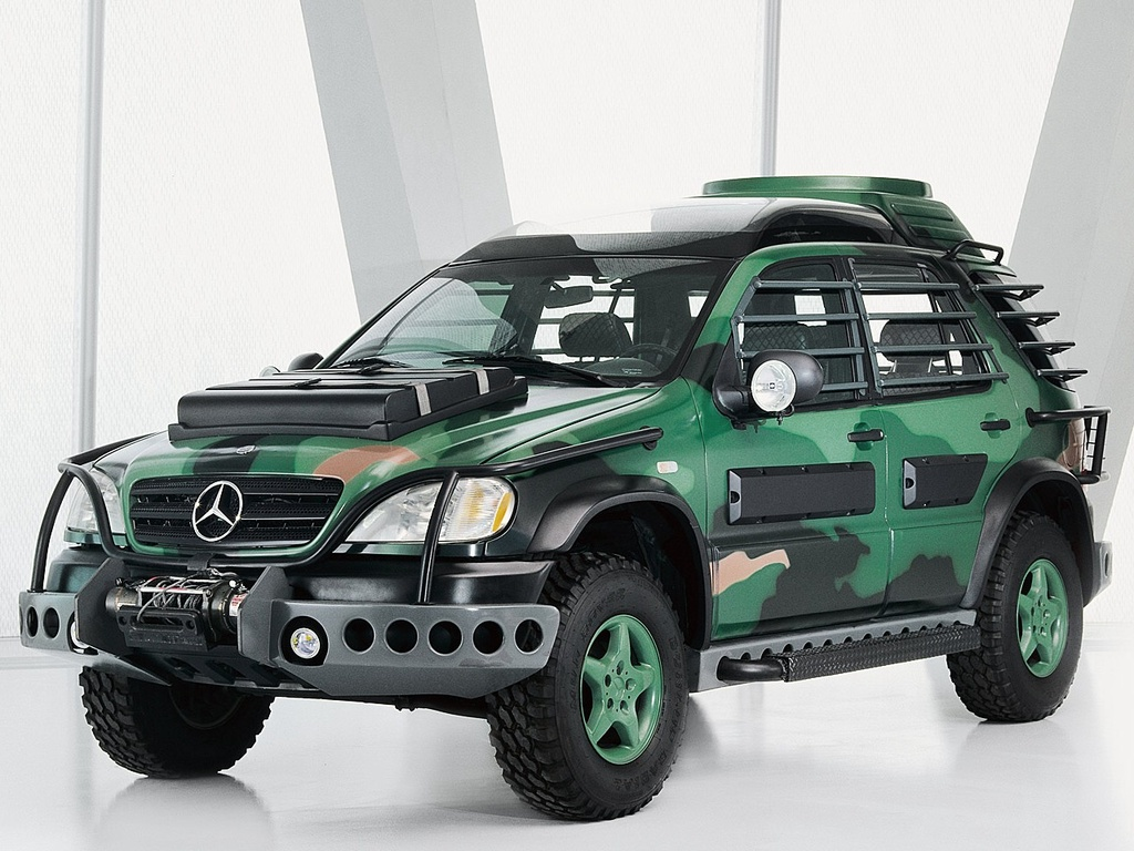 Five Rugged Cars for the Zombie Apocalypse - autoevolution