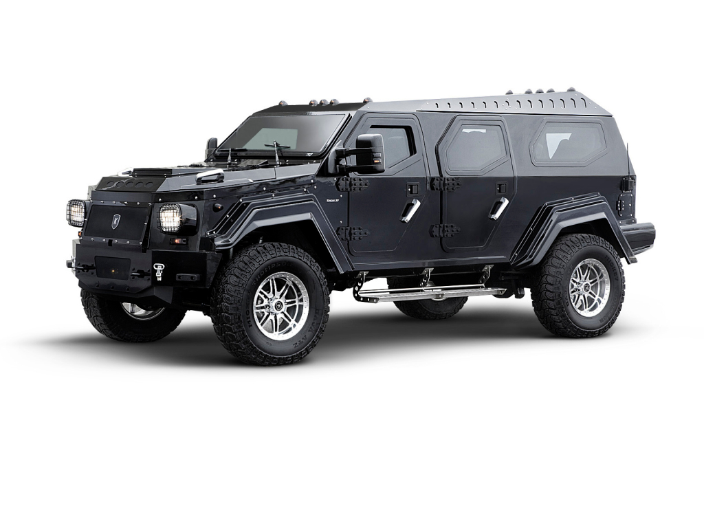 Rugged Cars For The Zombie Apocalypse
