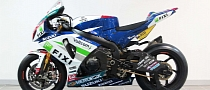 Fixi Crescent Suzuki Shows 2013 WSBK GSX-R1000 with Less Yoshimura Support [Photo Gallery]