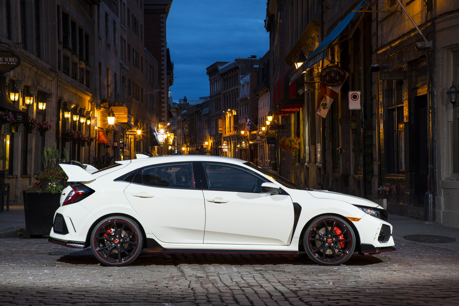 FK8 Honda Civic Type R Gets Price Bump For 2018, Entry-Level Trim Is a No-Show - autoevolution