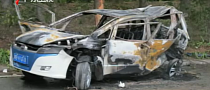 Flammable Interior Materials to Blame for BYD EV Fire