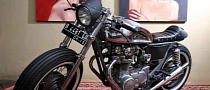 Flash Rabbit Yamaha XS650 Cafe-Bobber