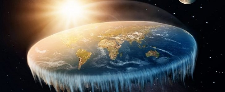 Flat Earth Manned Space Mission On Hold Until State Of California Is In Jail Autoevolution