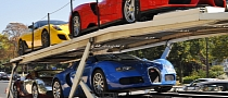 Fleet of Supercars Confiscated by Police Sells for $4 Million
