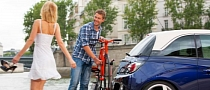 FlexFix Bike Carrier To Be Offered for Opel Adam