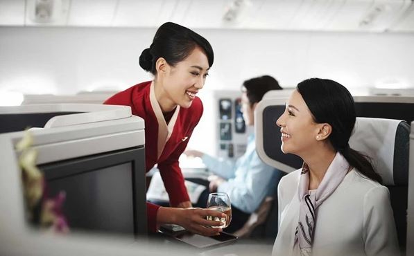 Cathay Pacific to crack down on 'pilferage'