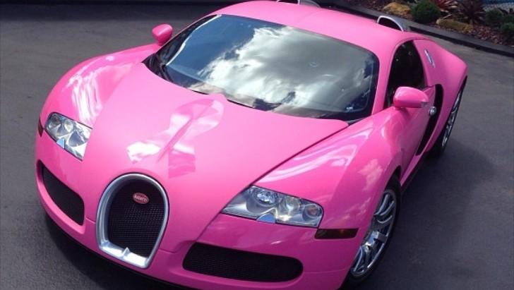Flo Rida S Bugatti Is Now Pink Autoevolution