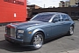 Floyd Mayweather's 2005 Rolls Royce Phantom for Sale on eBay