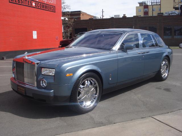 Floyd Mayweather's 2005 Rolls Royce Phantom for Sale on eBay ...