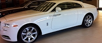 Floyd Mayweather Buys Rolls-Royce Wraith For Christmas