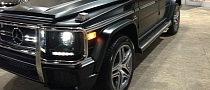 Floyd Mayweather Has a Mercedes G63 AMG… from Mom