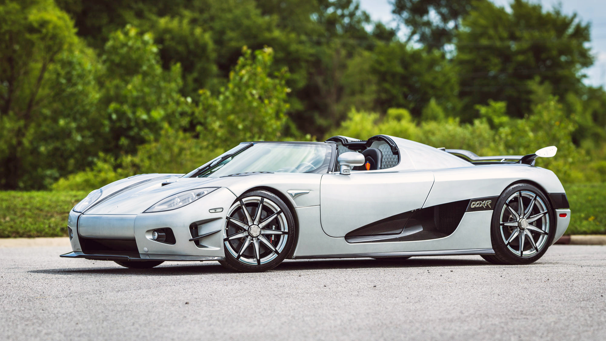 Updated: Floyd Mayweather's Koenigsegg CCXR Trevita Is Up for Grabs