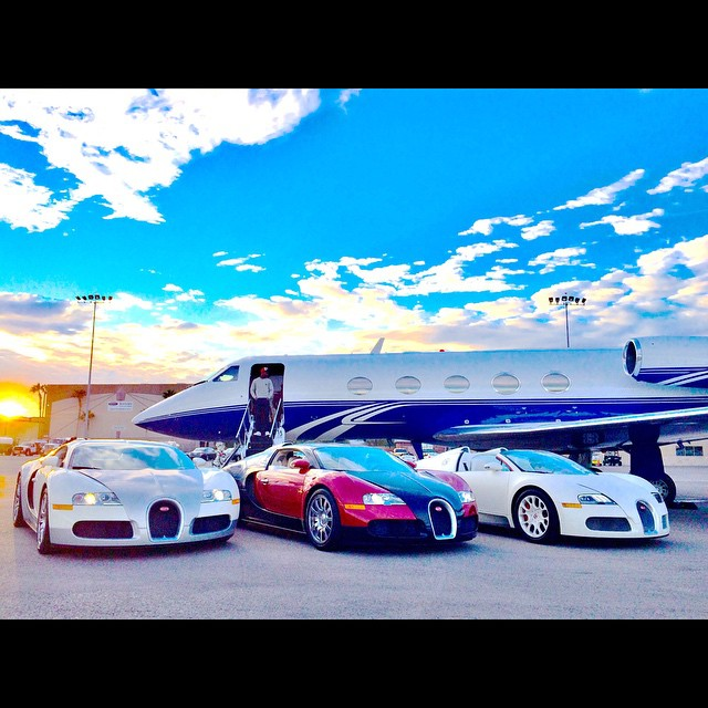 Luxury Car Obsession: Floyd Mayweather's Dealership Owner Explains How They Sold