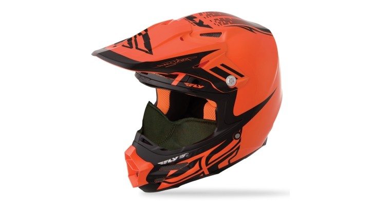 FLY Racing Shows the F2 Carbon Dubstep Snow Helmet