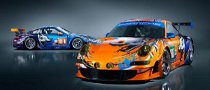 Flying Lizard Porsches Get New Le Mans Livery