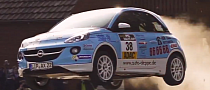 Flying Opel Adam Proves Small Cars Can Jump [Video]